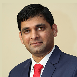 Ameya Gogate, Controller of Finance & Accounts - Tirupati Graphite